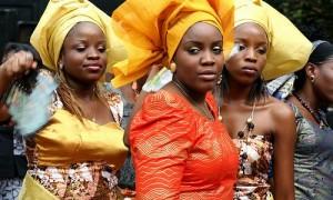Африканские свадебные традиции