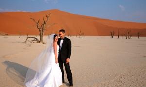 Свадебные традиции Намибии