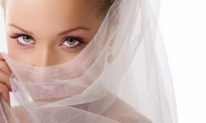 Свадебная прическа должна подходить к форме лица