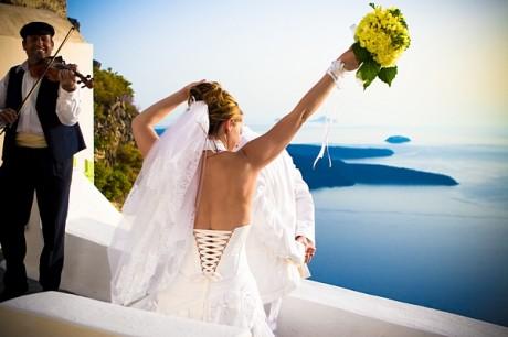 свадебное путешествие налегке