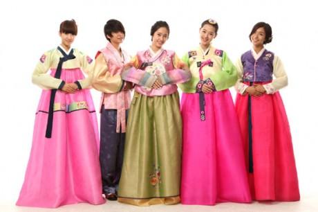 Свадебные платья в Кореи