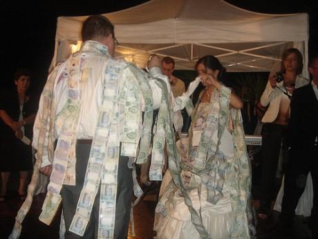 Танец денег