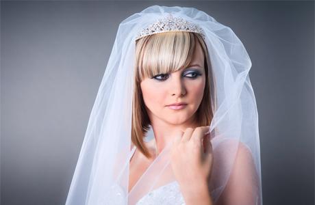 Свадебные аксессуары для прически