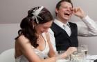 Свадебный тост смутил невесту