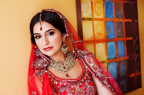 Традиционный индийский наряд