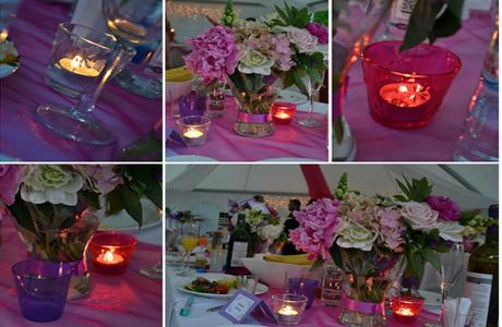 Цвета на свадьбе