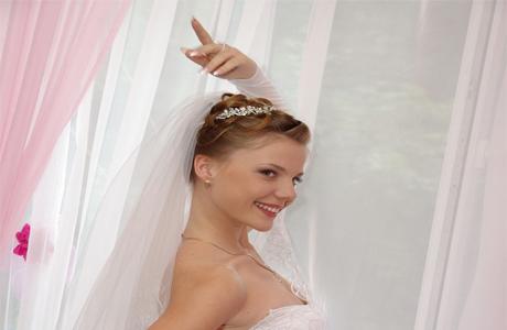 Улыбайся в день свадьбы