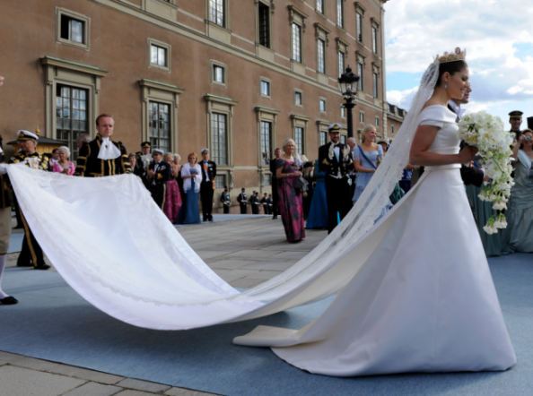 Принцесса виктория платья