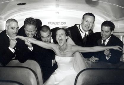 Выкуп невесты - обязанность свидетеля