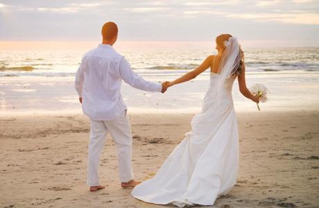 Свадебное путешествие для жениха
