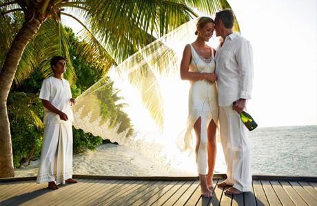 Заключить брак на Мальдивах