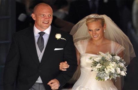 Свадебная мода - Зара Филипс