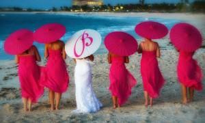 Подготовка к свадьбы летом