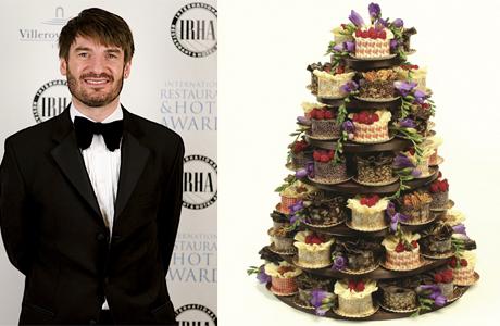 Свадебные торты от Эрикы Ланларда