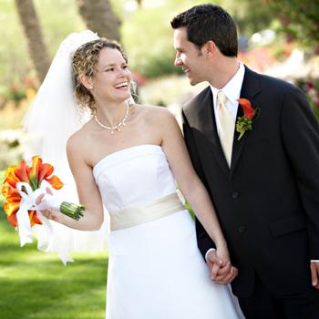 Кеннет и Мелли - звездная свадьба
