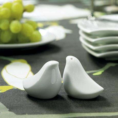Любите птичек - украсьте ими свадебный стол