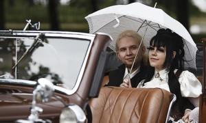 Свадьба в стиле стим-панк