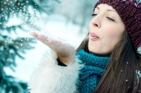 Зима - хорошая пора для свадьбы