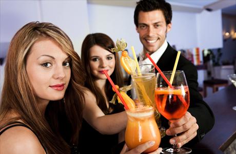 Алкоголь на свадьбе - сколько?