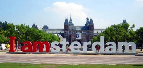 Мальчишник перед свадьбой в Амстердаме