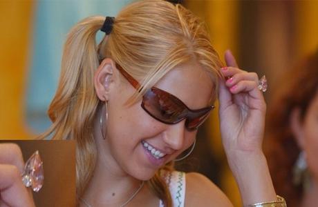 Самое дорогое обручальное кольцо - Анна Курникова