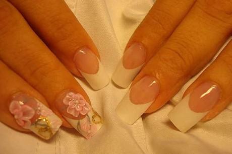 Как укрепить ногти перед свадьбой