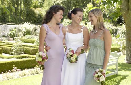 Близкие подружки невесты