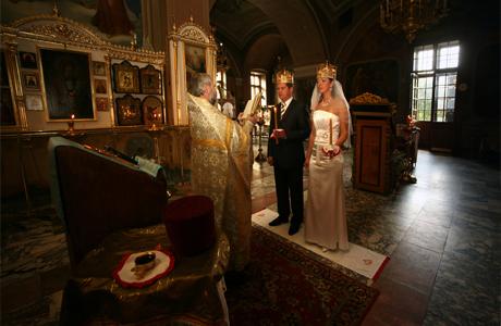 Бракосочетание и венчание