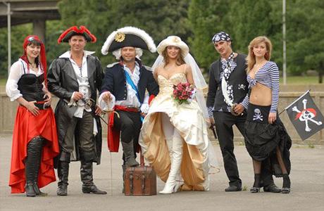 Что такое тематическая свадьба