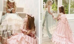 Дети-девочки на свадьбе