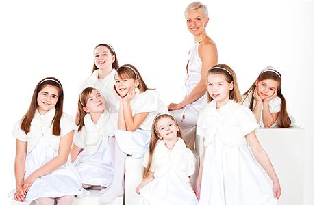 Детский хор для свадьбы