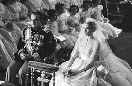 Долгожданная свадьба Грейс Келли