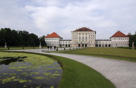 Дворец Нимфенбург