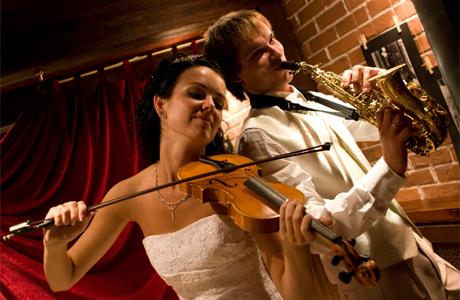 Джаз на свадьбе – это стильно