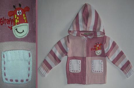 Джемпер из хлопка для ребенка