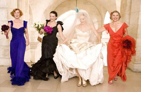 Пресса на свадьбе