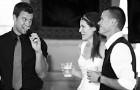 Хороший тамада незаменим на свадьбе