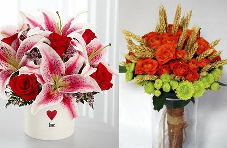 Имей запасы цветов