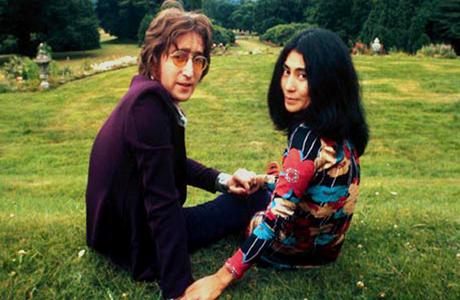 История любви: Джон Леннон
