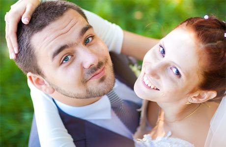 Свадебная прическа жениха