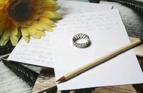 Как написать клятву верности?