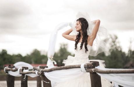 Как обезопасить свадебную церемонию на природе