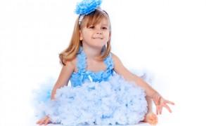 Как одеть дочку на морскую свадьбу
