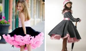 Как одеть на свадьбу девочку 10-12 лет