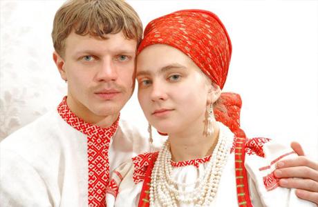 Как организовать свадьбу по русскому обряду