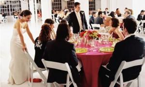 Как рассадить гостей на свадьбе?