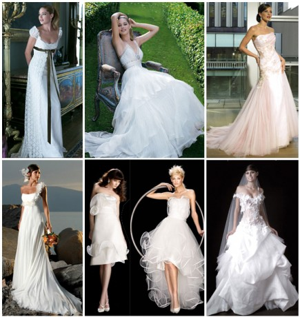Какие бывают юбки под свадебное платье
