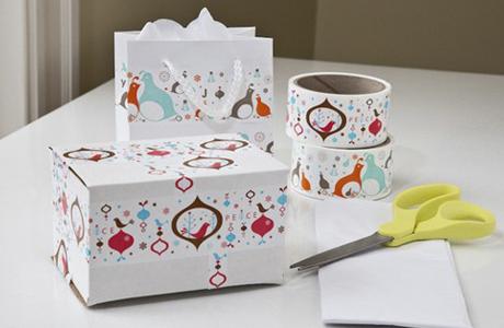 Упаковать свадебный подарок