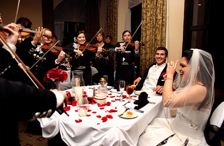 Камерный оркестр на свадьбе