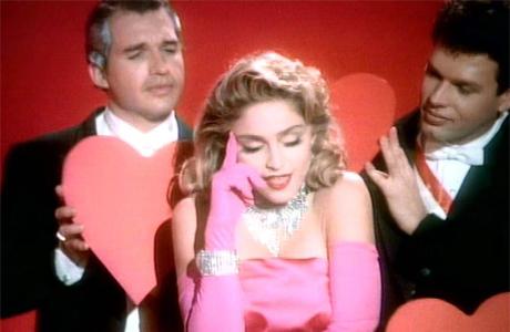 Мадонна и Шон Пенн познакомились на съемках клипа